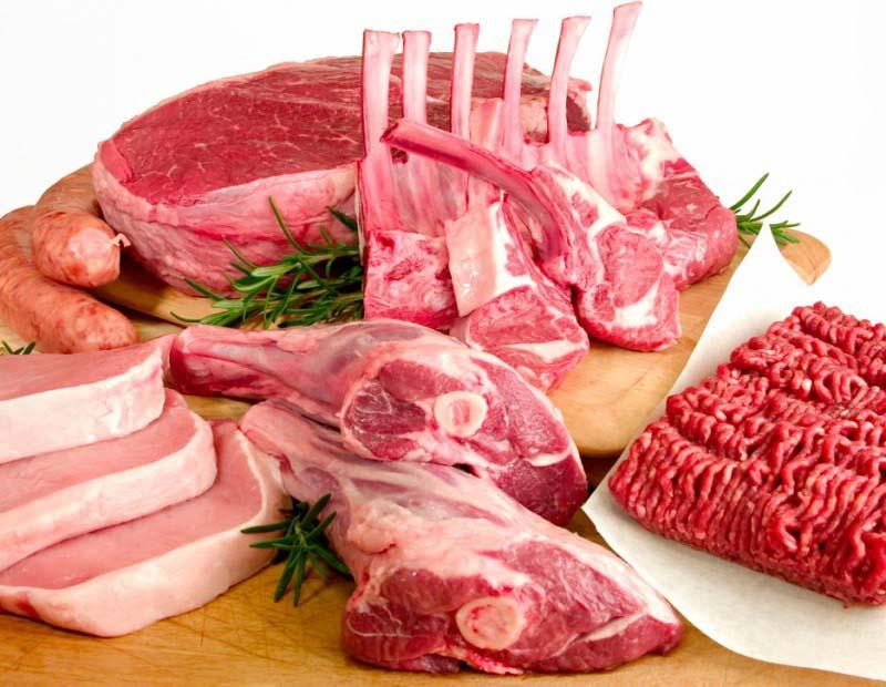 Выпуск мяса и субпродуктов убойных животных в июне увеличился до 156 тыс. тонн