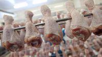 В 2014 году Россия экспортировала 57 тысяч тонн мяса птицы